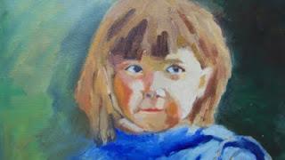 لوحاتي بالزيتي 7