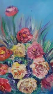 لوحاتي بالزيتي 3