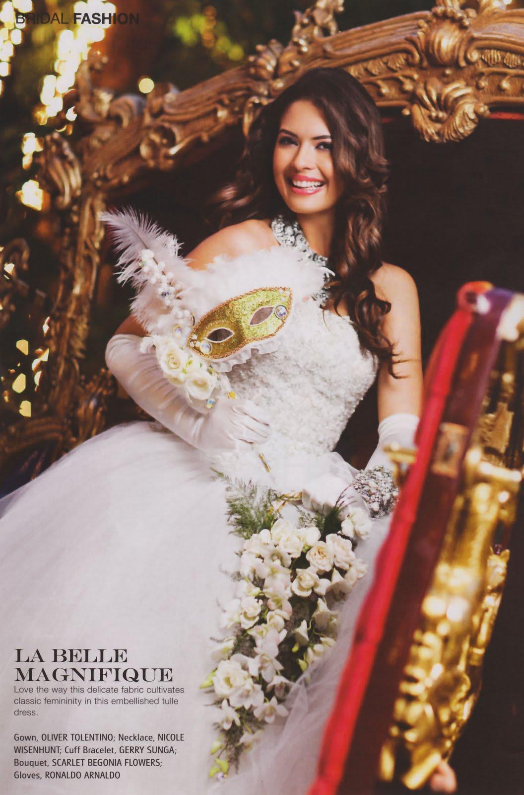 ⊰✿• .¸¸.⊰ Galeria de Priscilla Meirelles, Miss Earth 2004.⊰✿• .¸¸.⊰  - Página 3 Wedding%2BBelle%2B(Oct%2B2009)%2B5