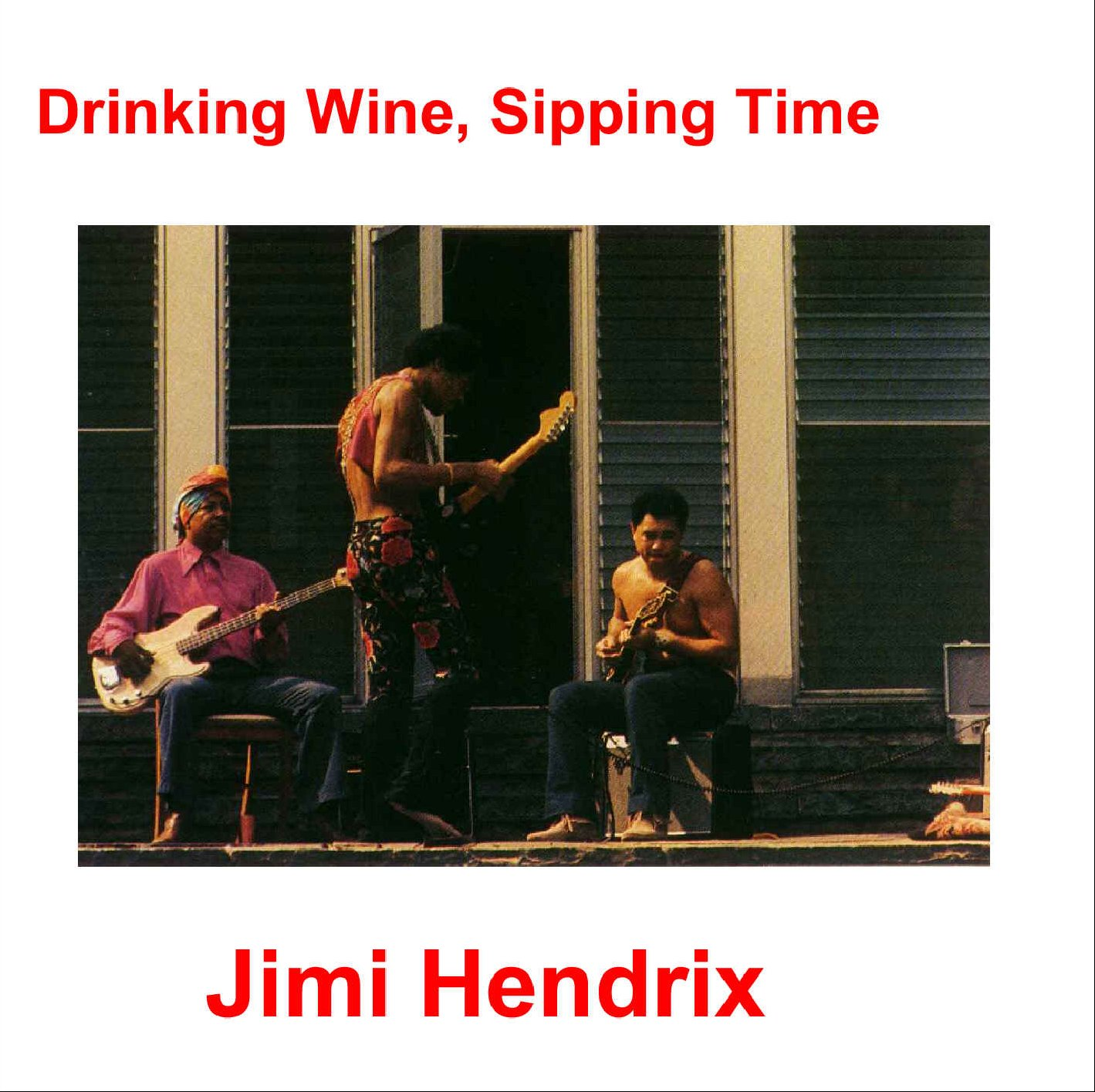 Drinking Wine, Sipping Time (ATM 044) Front