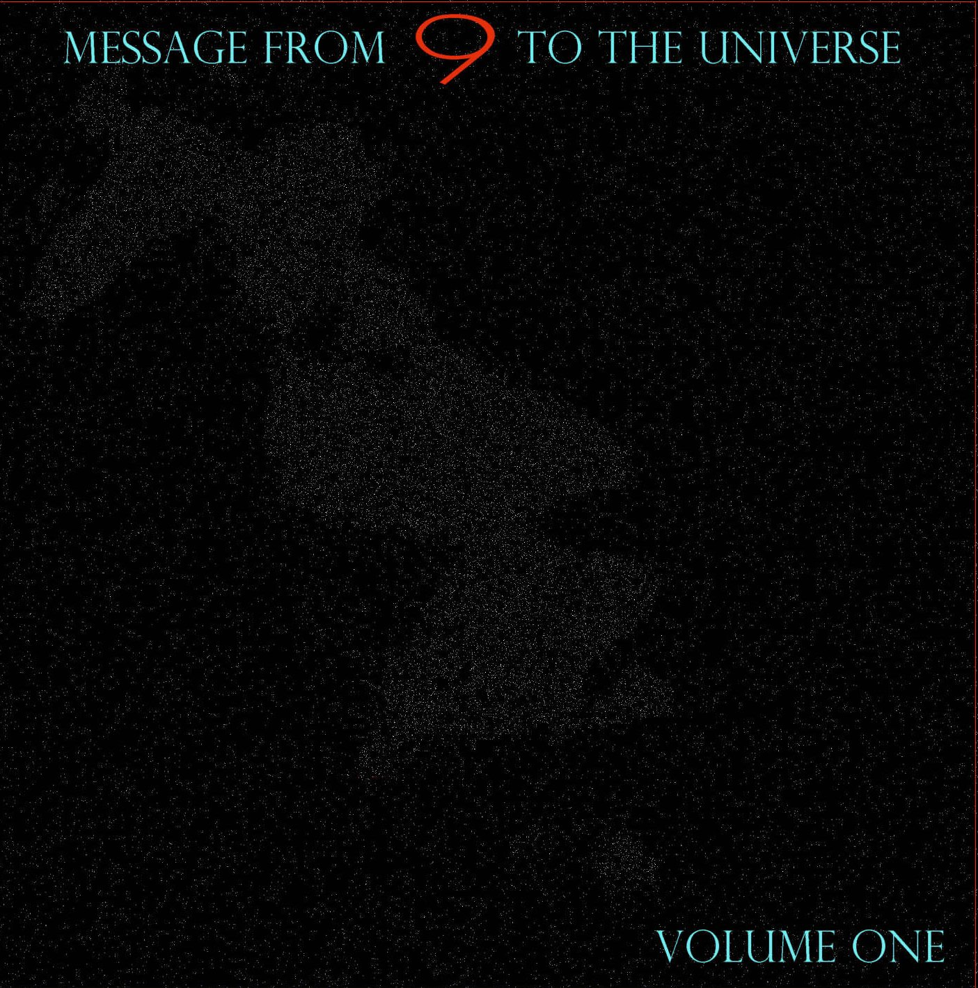 Message from Nine To The Universe Vol.1 (ATM 055) Front