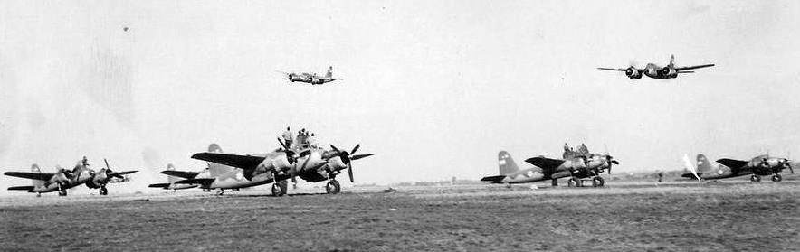 """5 de julio de 1947, el Águila Real levanta vuelo,el primer vuelo del prototipo IA-24 """"Calquín"""" Argentina"""