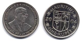 Monedas Curiosas para Cultura General RUPIA