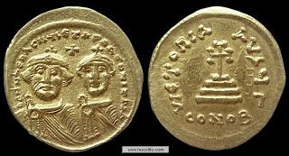 Monedas Curiosas para Cultura General Heraclio