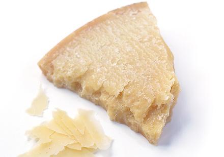 Les fromages Parmesan