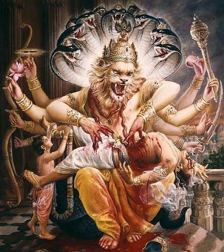 வித விதமாய் கடவுள்கள் Narasimha2