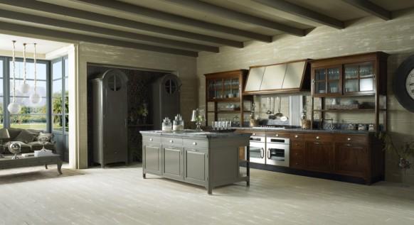 مطابخ كلاسيكيه - صفحة 2 Spacious-kitchen-classic-582x317