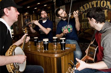 Irska Music_Irish_Pub2