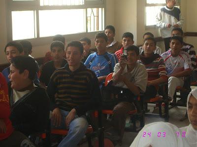 ندوة بالمدرسة قامت بها جمعية الامل للرعاية24/3/2010م IMG_2865