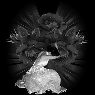 La Rosa Negra Pintandorosanegra