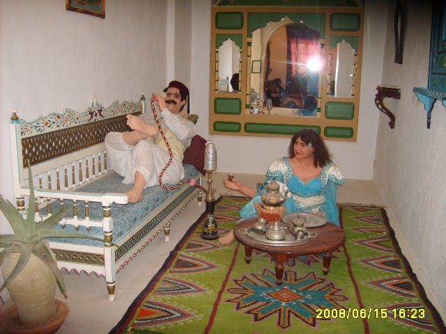 عادات تونس التقليدية من متحف جربة Chez-soi