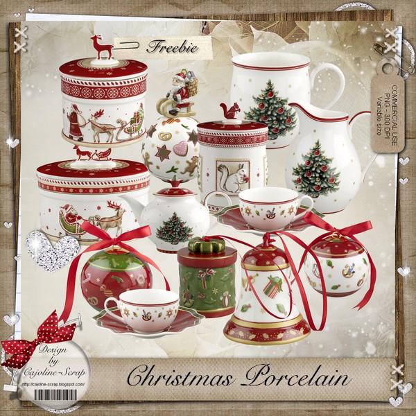 CHRISTMAS PORCELAIN - CU Cajoline_christmasporcelain_pv