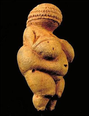 Histoire de l'art (face au modèle) Venus