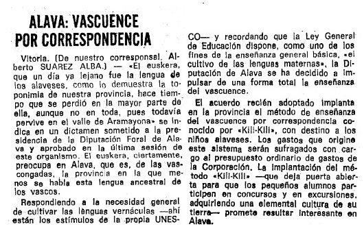 Euskadi Ta Askatasuna (ETA) - Página 23 Euskera