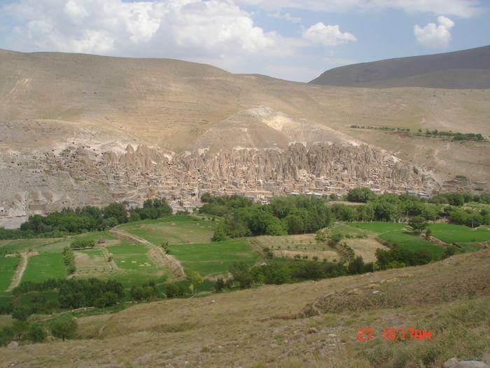 بيوت منحوته في الجبال Village%20in%20Afghanistan%2019
