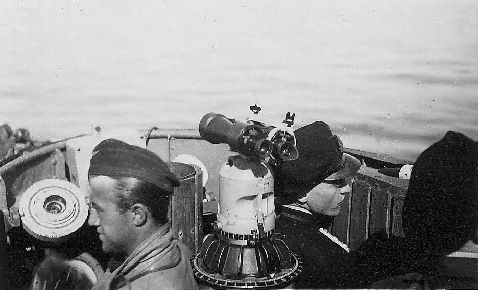 photos de sous-marin et de leur équipage U-52%2Bwatch%2Btower%2B22.5.42