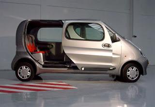 La voiture à Air comprimé Mdi-aircar-proto