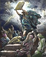 The Elohim conspiracy Moses