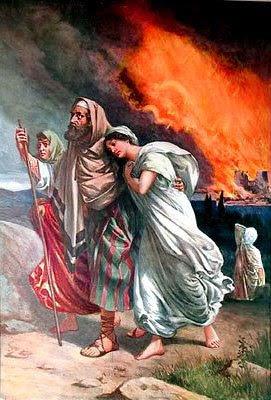 Sodom and Gomorrah Lot