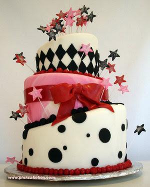 عيد ملاد الاخ الحاج  حميد العامري Topsy_Turvey_Birthday_Cake_by_pinkcakebox