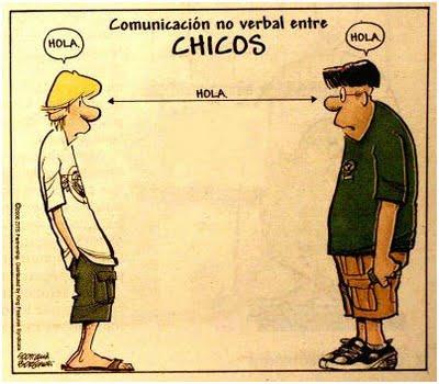 Diferencias entre chicos y chicas. Chicos