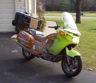 Rat's bike Y800pc2