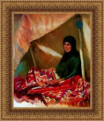 لكل يوم لوحة فنية - صفحة 3 Woman