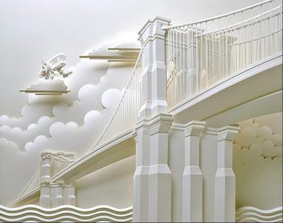 பேப்பரில் இப்படியும் செய்ய முடியுமா ? Paper-sculptures-04