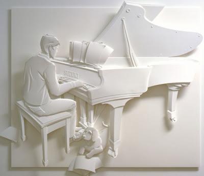 பேப்பரில் இப்படியும் செய்ய முடியுமா ? Paper-sculptures-10