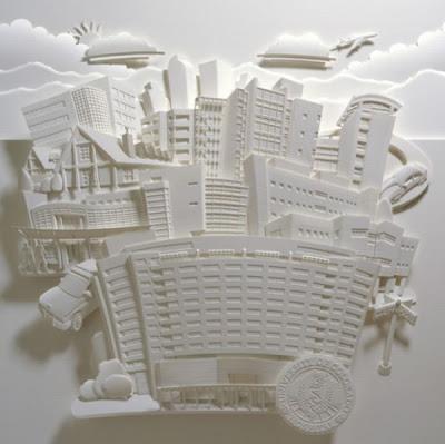 பேப்பரில் இப்படியும் செய்ய முடியுமா ? Paper-sculptures-05