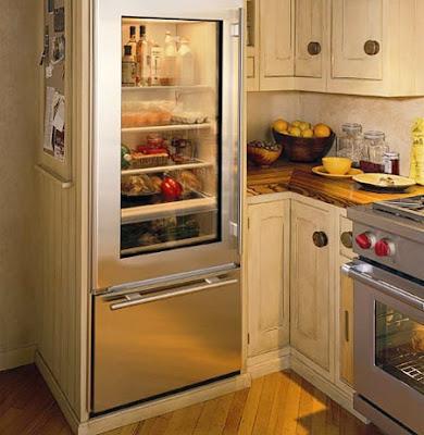 இவையெல்லாம் வித்தியாசமான குளிர்சாதனப்பெட்டிகள்  Unusual-refrigerators-11