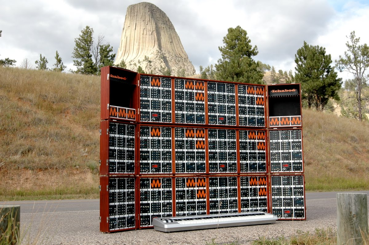 the wall of sound Ichabod-tower