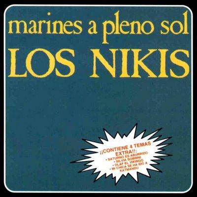 Vuestros discos nacionales favoritos de la historia - Página 2 Los_Nikis-Marines_A_Pleno_Sol-Frontal