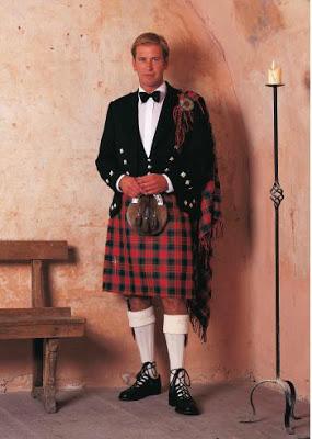 El huésped escocés, Cecilia Bellizzi (rom) Escoces