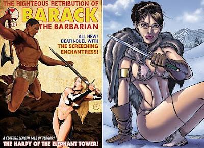 Comics et bd BarackcomicSP_450x326
