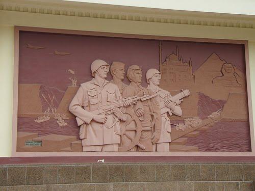 Corea Popular ha construido museos conmemorativos en Egipto y Siria Cairo1