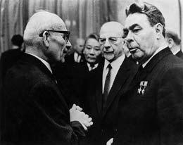 El socialismo real europeo protegió a los pueblos pequeños y minorías nacionales  Camaradas