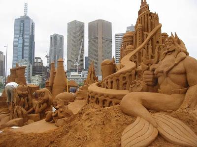 Ljepote pijeska Sandart5