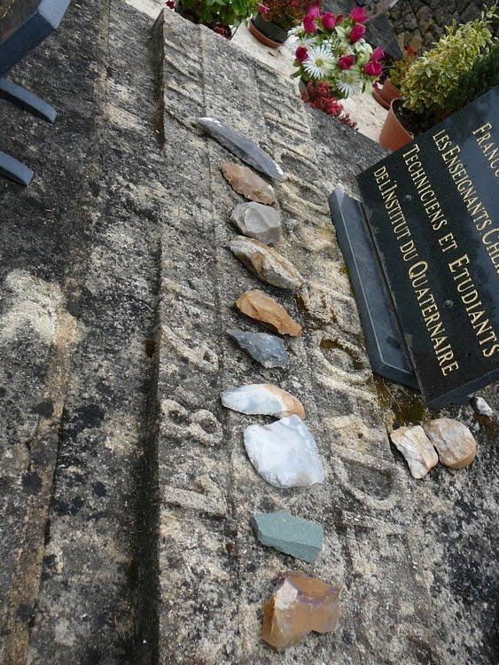 La tombe de Francois et Denise Bordes 2