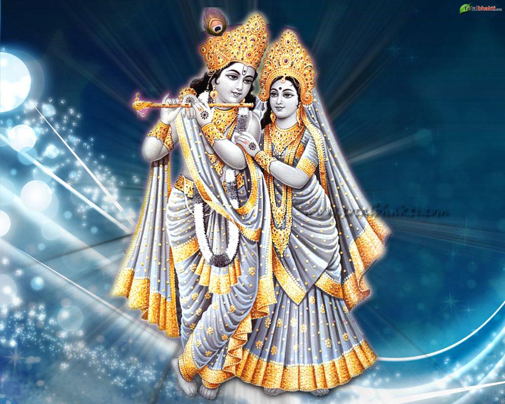 Krishna Wallpapers Krishna-radha