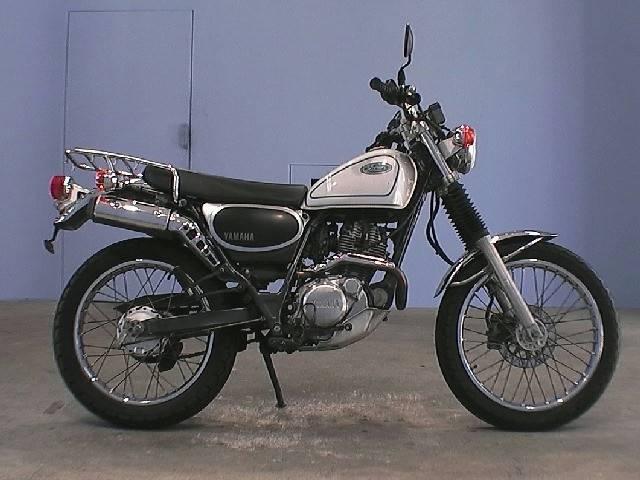 Suzuki clásica Serow_bronco_2
