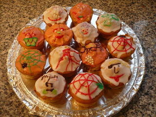 muffins et cupcakes d'halloween - Page 6 Muffins-halloween