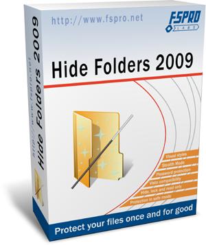 تحميل برنامج تشفير الملفات و اخفائها Hide Folders 2009 Hide.Folder