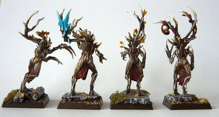 elves - Skavenblight's Wood Elves Dryad03