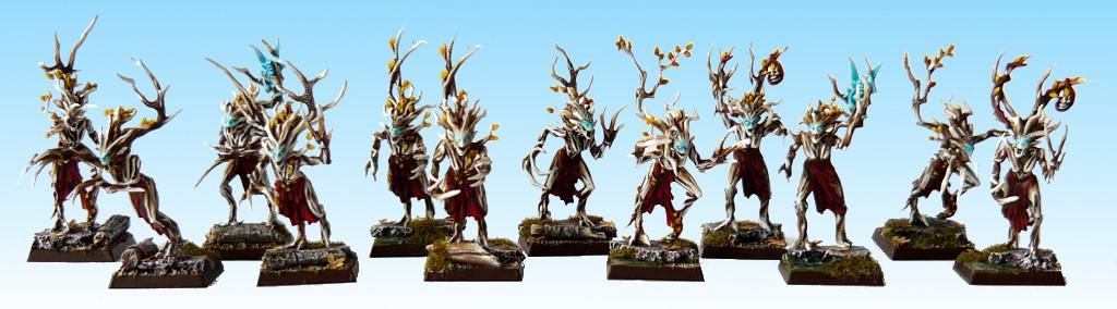 elves - Skavenblight's Wood Elves Driady1