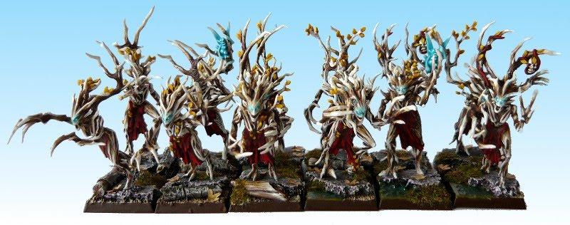 elves - Skavenblight's Wood Elves Driady3