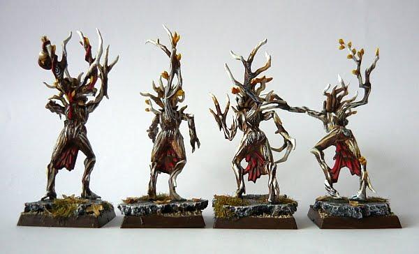 elves - Skavenblight's Wood Elves D3