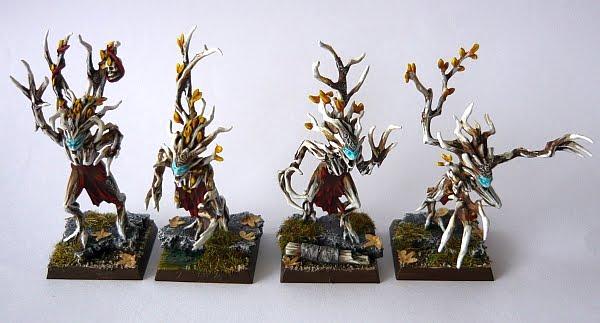 elves - Skavenblight's Wood Elves D2