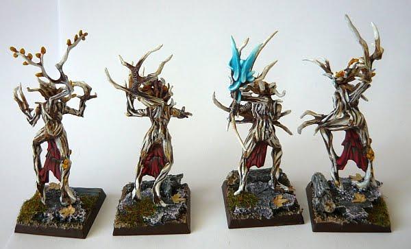 elves - Skavenblight's Wood Elves D4
