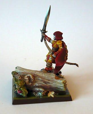 elves - Skavenblight's Wood Elves Elfy12